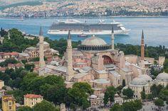 Istanbul, Turkey on Norwegian Jade