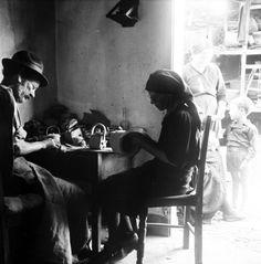 Artur Pastor - Cenas da Vida Quotidiana. Alentejo, década de 40.