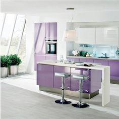Cozinha Lilás