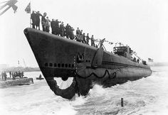 USS Piranha Attack Submarine The USS Piranha submarine is the only USN vessel named after the carnivorous fish. Submarines, Portsmouth, World War Ii, Military Vehicles, Diesel, Fighter Jets, Product Launch, United States, Yard