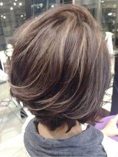 ハイライトカラー・ヘアカラーの髪の入れ方【黒髪・外国人風・ボブ】