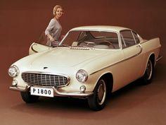 1961 Volvo P1800: