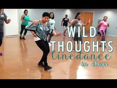 Booty Bounce-The Line Dance Queen and Class-Urban Line Dance - YouTube