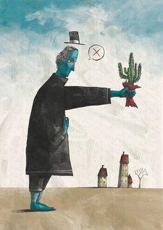Tu recepcja           - turecepcja:   Sedat Girgin, illustrator from...