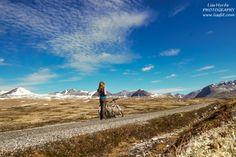 Rondvassbu to Veslesmeden climb masl) Land Scape, Climbing, Outdoor Living, Hiking, Travel, Selfie, Mountains, Walks, Outdoor Life