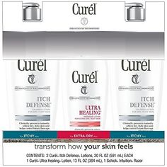 Curel Ultra Healing Lotion  220oz  16oz Bottle by UnAssigned -- Read more reviews of the product by visiting the link on the image-affiliate link. #BeautySalonEquipment