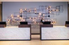 | Diseño de recepciones de hotel: el mostrador