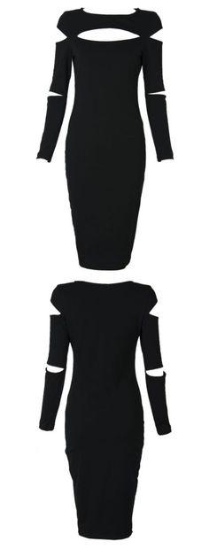 I love this bodycon dress! Choies.com
