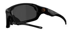 CTRL™ XC Matte Black / Gold / Smoke Lens