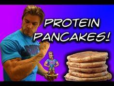 Easy Protein Pancakes Recipe - Buff Dudes