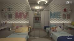 Este mês no Tantine Design trouxemos um case de decoração de um quarto de meninas. Eram duas Marias e um desafio: decorar um quarto para duas irmãs em diferentes fases da vida.Uma, Maria Vitória, …