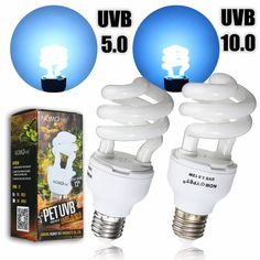 Reptile 5.0 10.0 UVB 13W Compact Light Fluorescent Desert Terrarium Lamp Bulb 110-240V  Worldwide delivery. Original best quality product for 70% of it's real price. Buying this product is extra profitable, because we have good production source. 1 day products dispatch from...