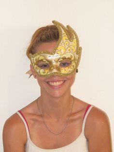 VENETIAN  MASQUERADE ONDA MASK Venetian Masquerade Masks, Masquerade Ball, Halloween Masks, Halloween Face Makeup, Mardi Gras, Costumes, Party, Events, Carnival