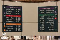 MRT Singapore