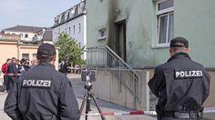 Dresden Polizei untersucht Ermittlungspanne vor Moschee - ZEIT ONLINE