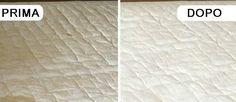 Metodi naturali per eliminare macchie e cattivi odori dal materasso - Vivere più sani