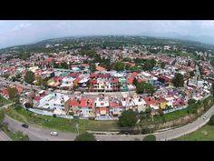 Video Dron Walmart Colinas Cuautitlán Izcalli Mexico Julio 5 2015
