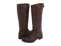 Frye Slouch tall boot (pssst.... good for wide calf!)