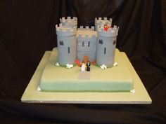 Medieval+wedding+ideas | Craziest Wedding Cake I Have Made. It Was A