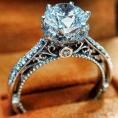 Vintage and Antique Engagement Rings 18