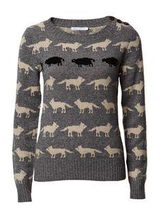 Fun Fall Sweater