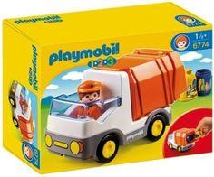 1.2.3 - Camion poubelle