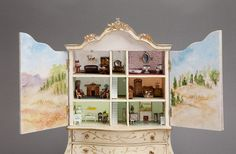 "Josephine ""Jo"" Meyer attended Good Sam for the first time in 2007. She hand paints lovely scenes and landscapes on 1:12 scale furniture. Her..."