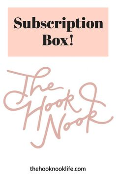 Sign Up Now to get a Monthly Subscription Box from The Hook Nook full of lots are Yarn Goodies and Crochet Patterns! Diy Crochet Patterns, Craft Patterns, Free Crochet, Diy Crafts List, Family Units, Community Boards, Monthly Subscription, Yarn Stash, Happy Mail