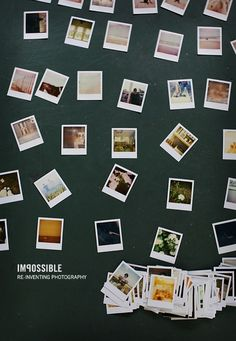 The Impossible Project @AB Chao  #polaroid
