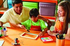 Home Depot Kids Workshops (5-12)