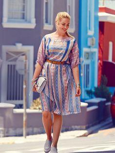 Schnittmuster - Kleid 133, burda style 07-2015