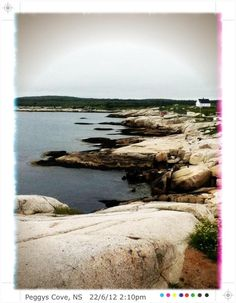 Filter on- Peggy's Cove