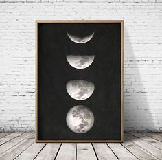Hey, I found this really awesome Etsy listing at https://www.etsy.com/au/listing/400577863/moon-phase-print-moon-poster-moon-art