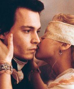 Johnny Depp, Christina Ricci - Sleepy Hollow