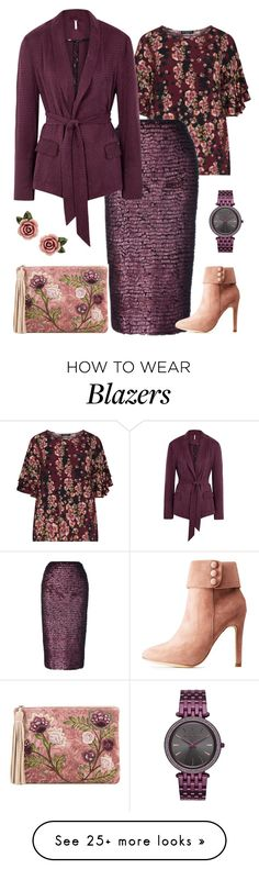 """""""n.t."""" by steffilovesyou88 on Polyvore featuring Manon Baptiste, Michael Kors, Free People, Dolce&Gabbana, Hot Kiss and Sam Edelman"""