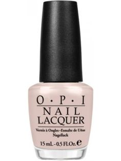 OPI Nail Lacquer in Barre My Soul.