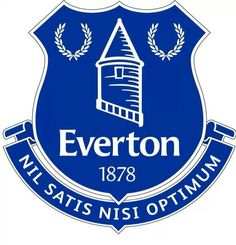 {Sweat} New Everton FC logo #Everton #EPL