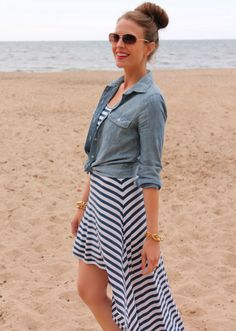 Penny Pincher Fashion: At the Beach