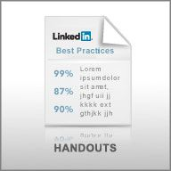 LinkedIn Tips to Optimizing your LinkedIn Account. Contains videos, handouts, and presentations.