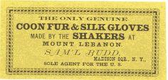 shaker label | Shaker Museum Mount Lebanon | Pinterest