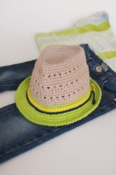 76360f6eab9 Fedora Hat Unisex Baby Shower Gift Newborn Photo Props Boys Girls Summer  Hats Toddler Crochet Sun Hat Cotton Trilby Hat Cute Hats by Mila