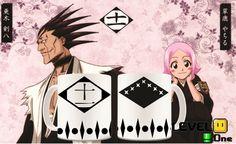 Caneca Anime Bleach 11° Esquadrão