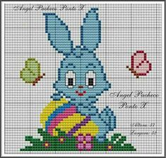 Kid friendly healthy recipes for picky eaters 2017 free episodes Christmas Embroidery Patterns, Canvas Crafts, Perler Beads, Easter Bunny, Pixel Art, Disney, Crochet Projects, Cross Stitch Patterns, Diy And Crafts