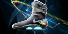 Nikes Back to the Future selflacing shoes to hitmarket in 2015 - Its almost the future. How can you tell? Its not the internet-connected supercomputer in your pocket or vastly extended life expectancy, its the shoes. Nike