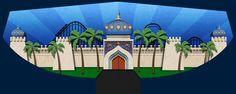 Castles and Coasters Amusement Parks #reasonstolovePhoenix