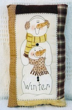 Snowman/Winter via Flickr.