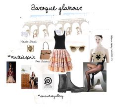 Baroque glamour by s