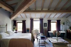 Wood beam ceiling ideas for any room