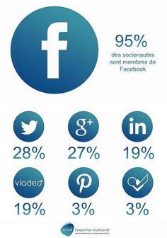 French social media study