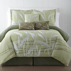 Found it at Wayfair - Pampas 7 Piece Comforter Set